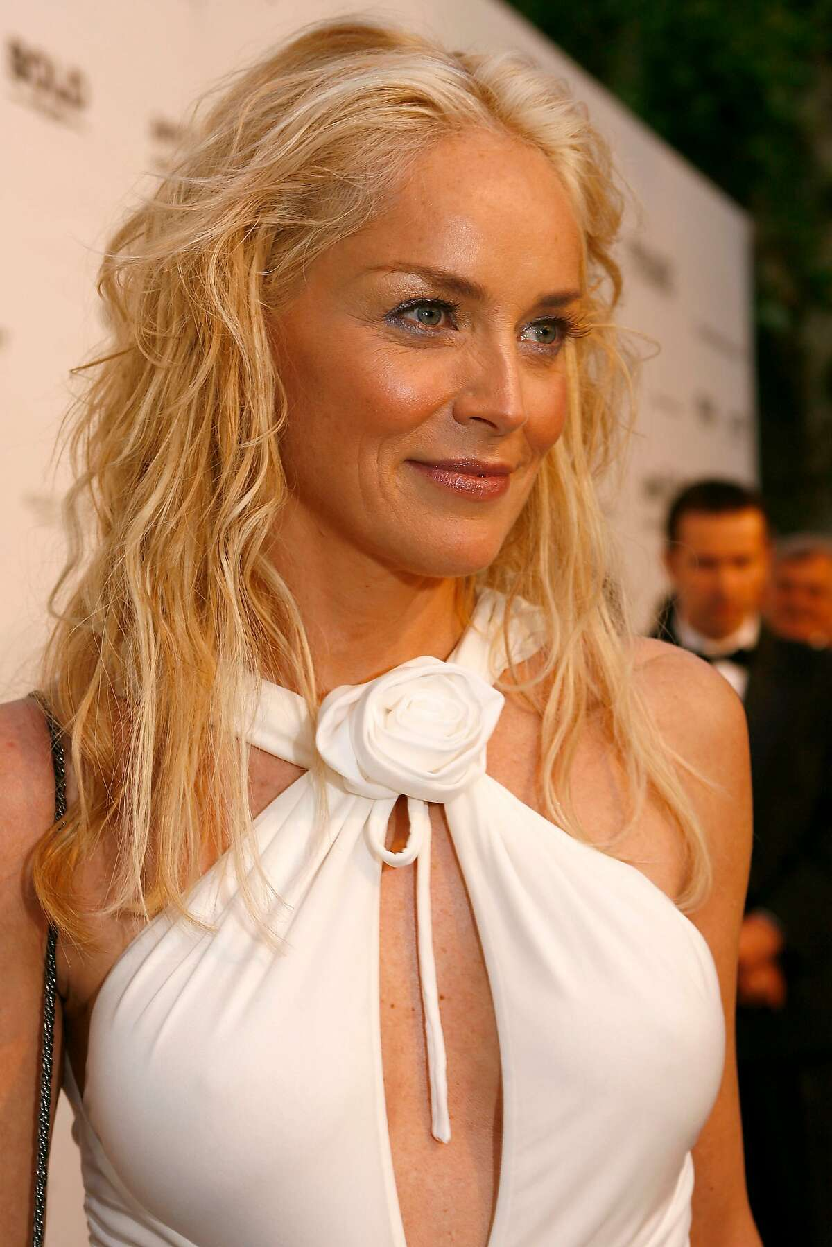 24 things you might not know about Sharon Stone March 10 is Sharon Stone's birthday. She turned 60 in 2016. Here are some facts you might not know about the actress.