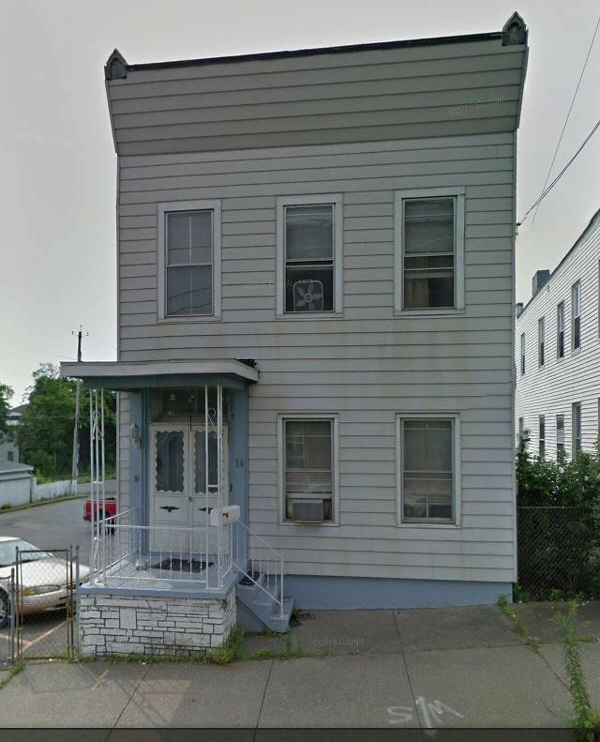 14 Columbia St., Cohoes, $20,000 (Google Maps)