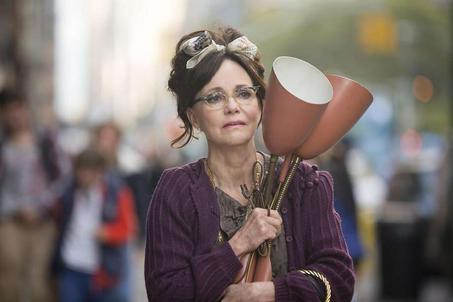 "Sally Field in the new film ""Hello, My Name is Doris,"" directed by Michael Showalter. Photo: Seacia Pavao, :Photo By Seacia Pava"
