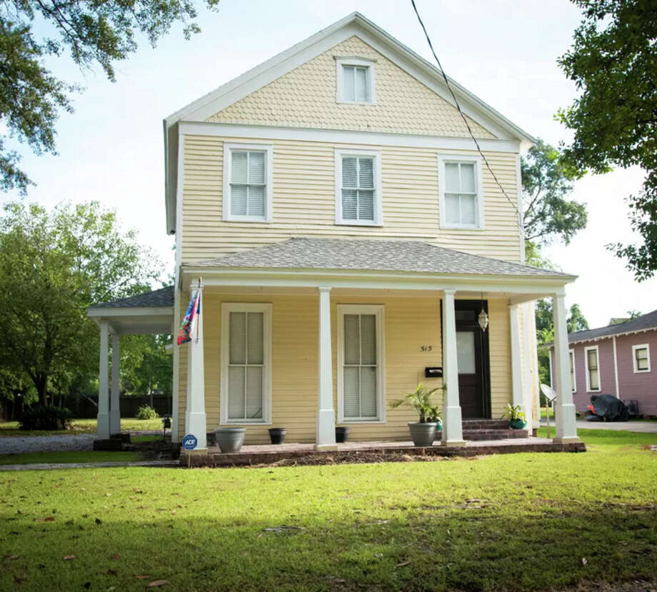 Downtown Historic Home, Pryce Street, Lake Charles$175 per night; Entire home/apartment; 4 bedrooms, 4 beds; up to 8 guests Photo: Airbnb.com