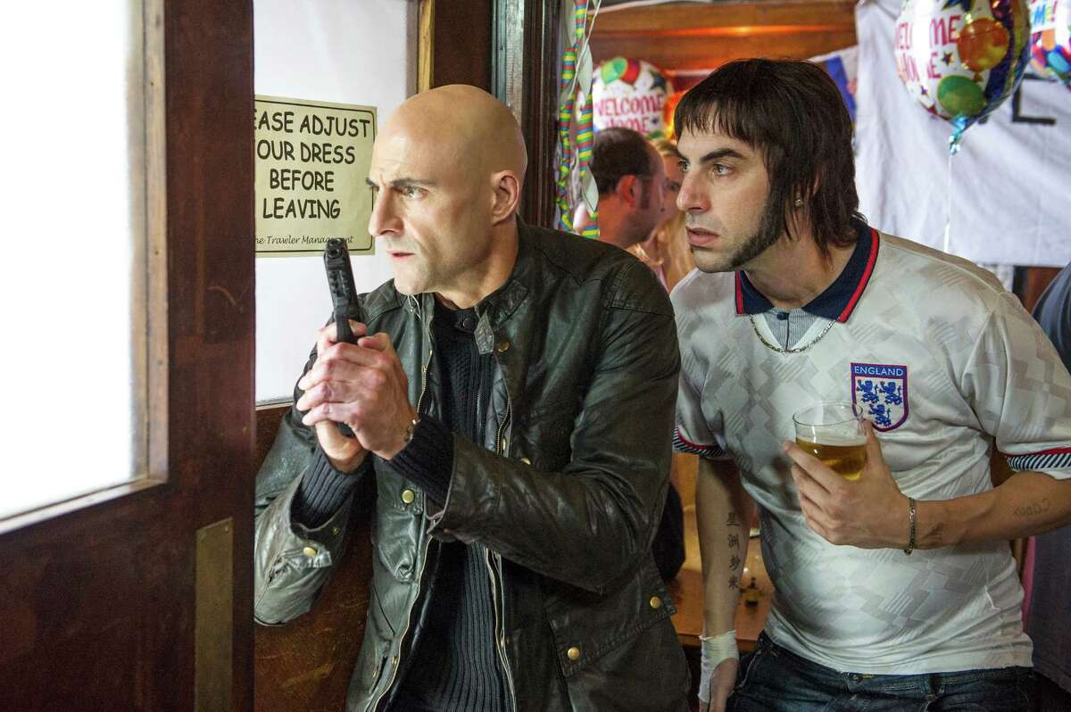 8) The Brothers Grimsby Box office: $28.7 million  Estimated production budget: $35 milion