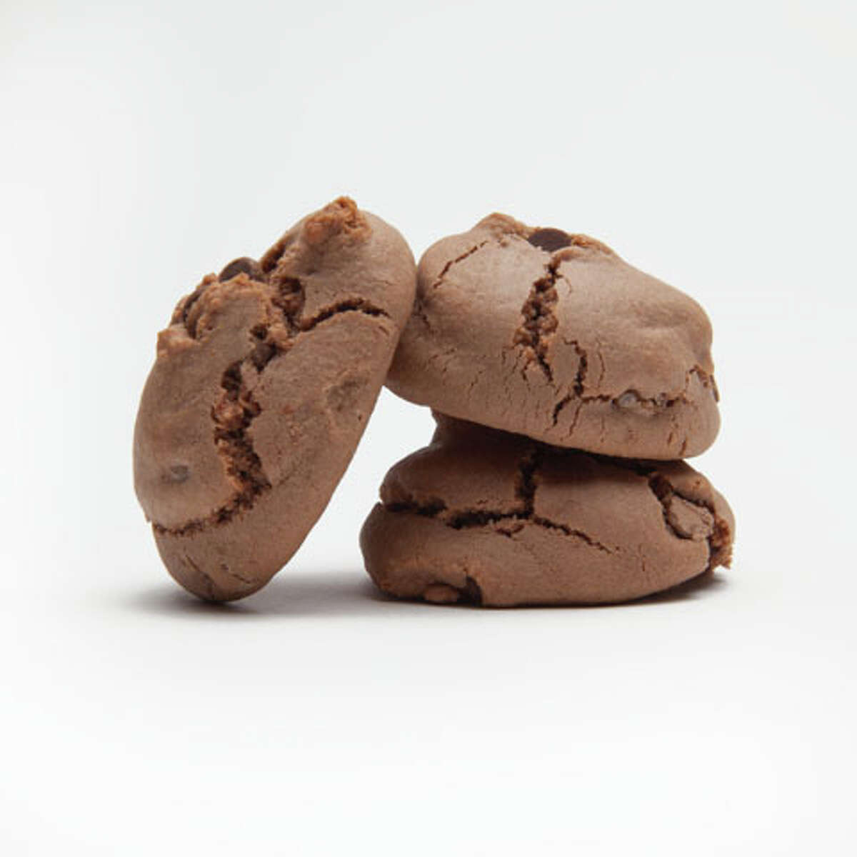 These Sustainable Indulgence Chocolate Chipster cookies are sold through Wilton-based Direct Eats.