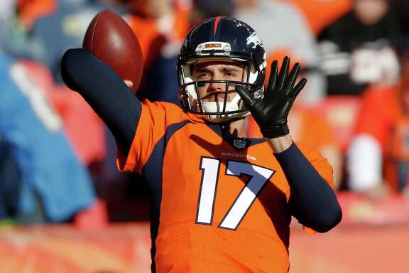 NFL Network reporter Rand Getlin says that Texans fans have reason to be optimistic after the signing of  quarterback Brock Osweiler.