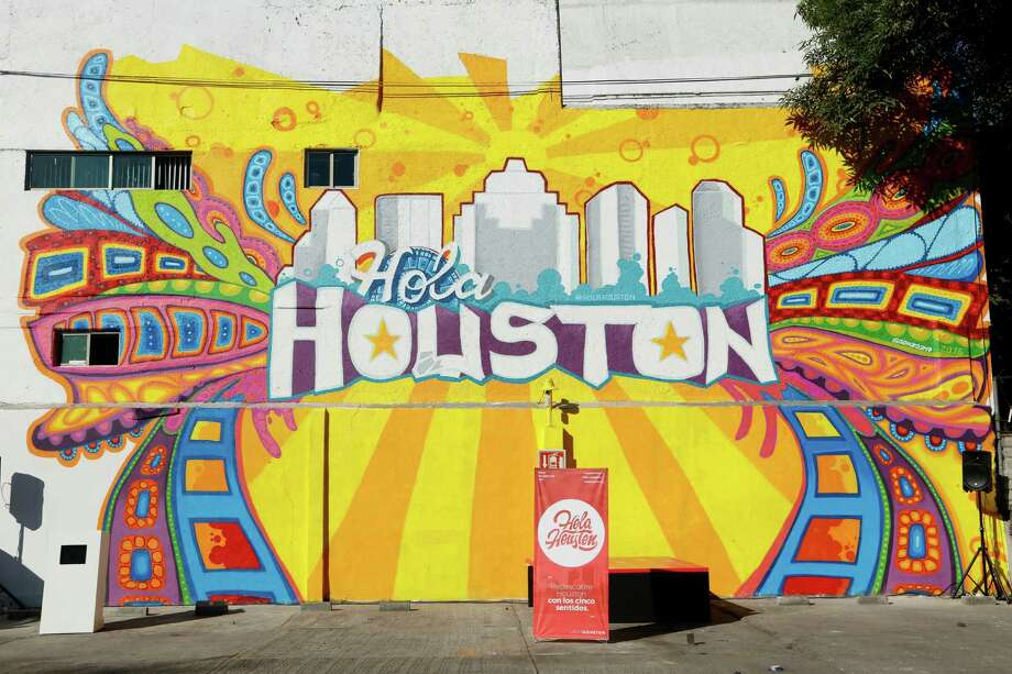 PHOTOS: Houston muralsTreasure hunters will be asked a series of riddles designed around public art displays spread across the Houston area.>>>Keep clicking for mural art across the Houston area... Photo: Visit Houston / GONZO247