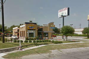 Mi Rodeo Mexican Grill & Seafood: 5310 Rigsby Ave., San Antonio, Texas 78222 Date: 03/10/2016 Demerits: 16 Highlights: Establishment did not have a valid permit, establishment must use commercial grade pest control products only, toxic chemicals stored near food, no Certified Food Manager on site during inspection