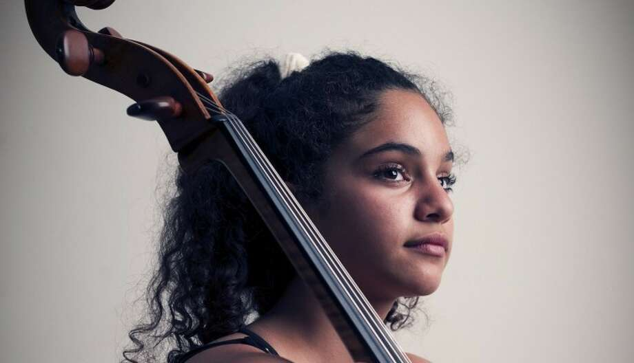 A 13-year-old cello soloist speeds into the future - Times Union