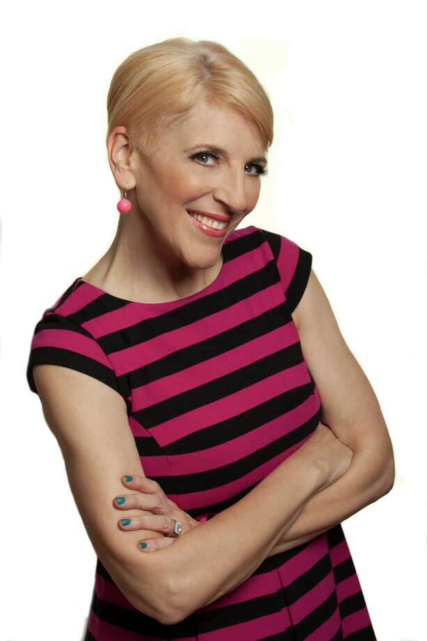 "Grammy-nominated comedian and author Lisa Lampanelli has written a new play called ""Fat Girls, Interrupted,"" which will receive a reading on Saturday, March 19, at Westport Country Playhouse. Photo: Dan Dion / Contributed Photo / Dan Dion"