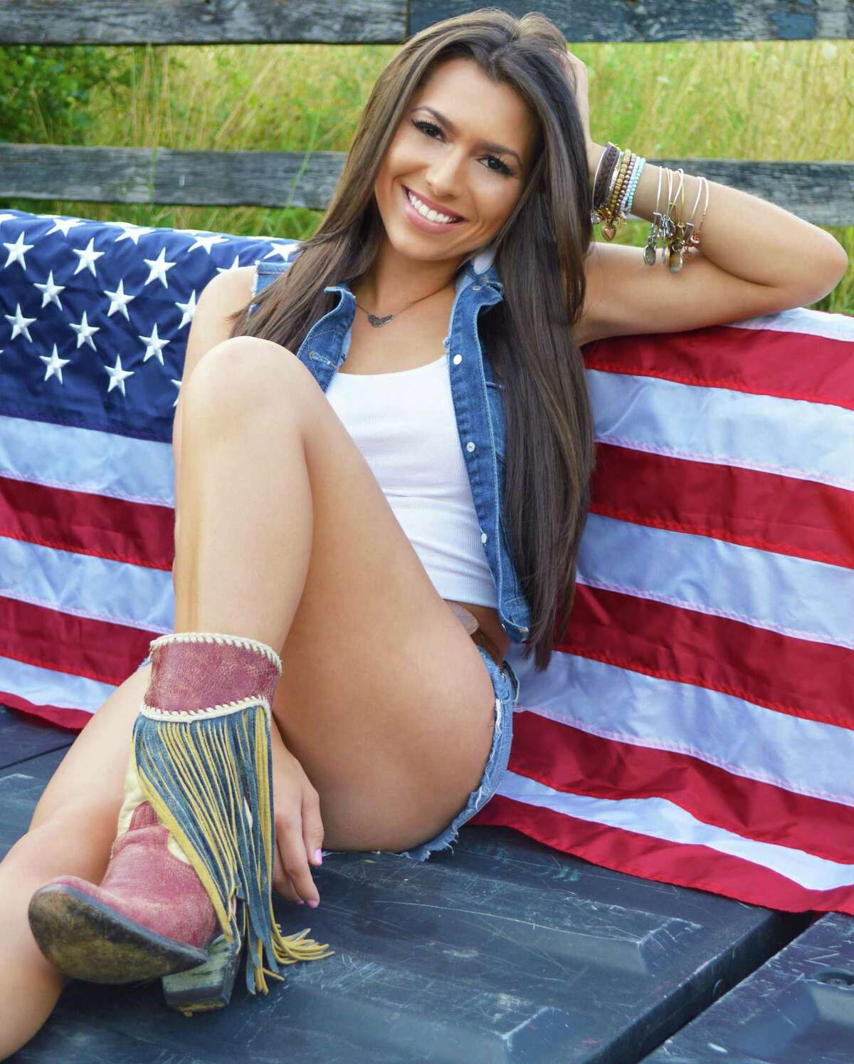 Country star Jessica Lynn performs at the Ridgefield Playhouse on Friday, March 18.