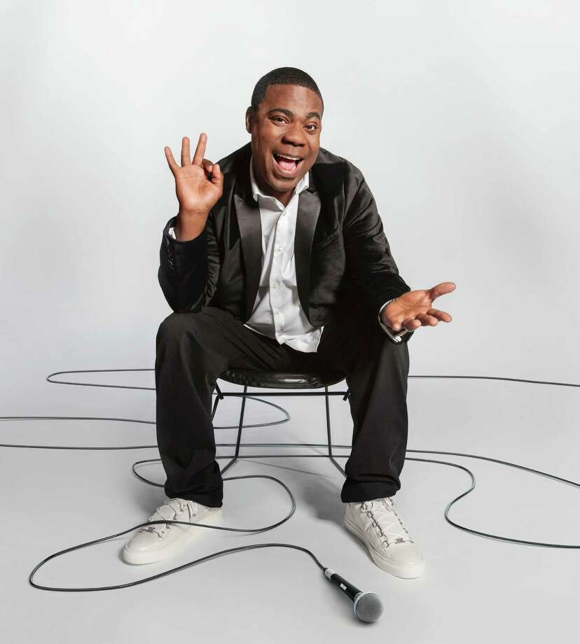 """Comedian Tracy Morgan brings his """"Picking Up The Pieces"""" tour to Foxwoods Grand Theater on Saturday, March 19. Photo: Paul Mobley / Contributed Photo"""