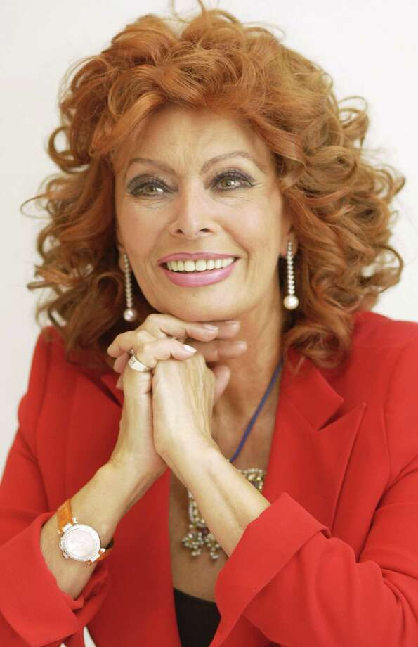 """An Evening with Sophia Loren"" takes place Friday, March 18, at Foxwoods. Photo: Contributed Photo"