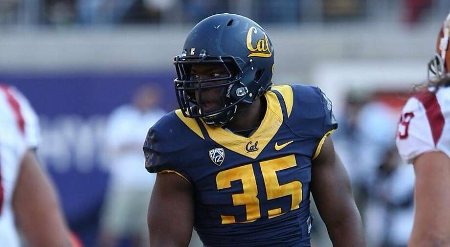 Ted Agu was a walk-on and played in the defensive lineman and linebacker positions. Photo: Agu Family