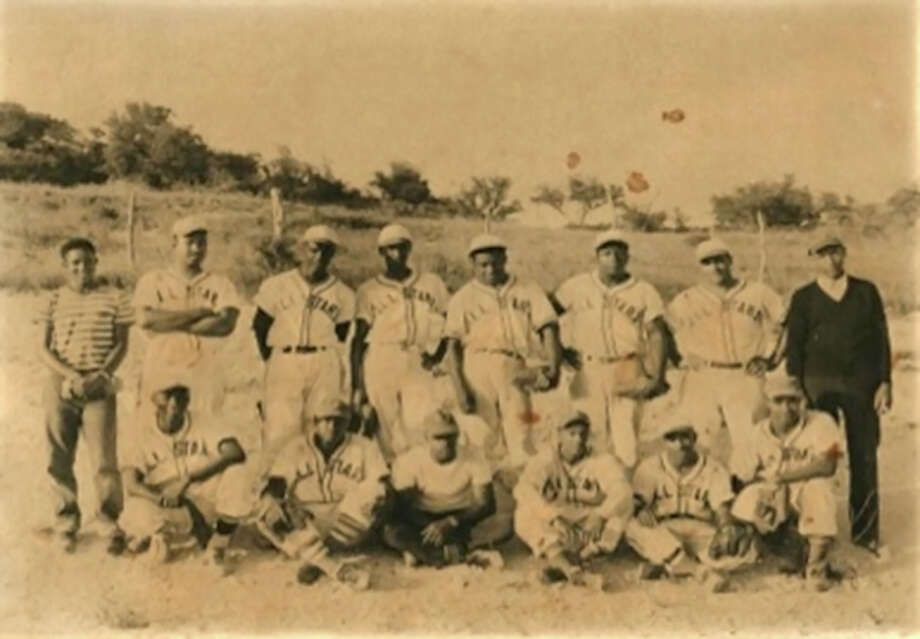 The Kerrville All Stars pose for a photo in 1949. Photo: /Photo Courtesy Of Clifton Fifer