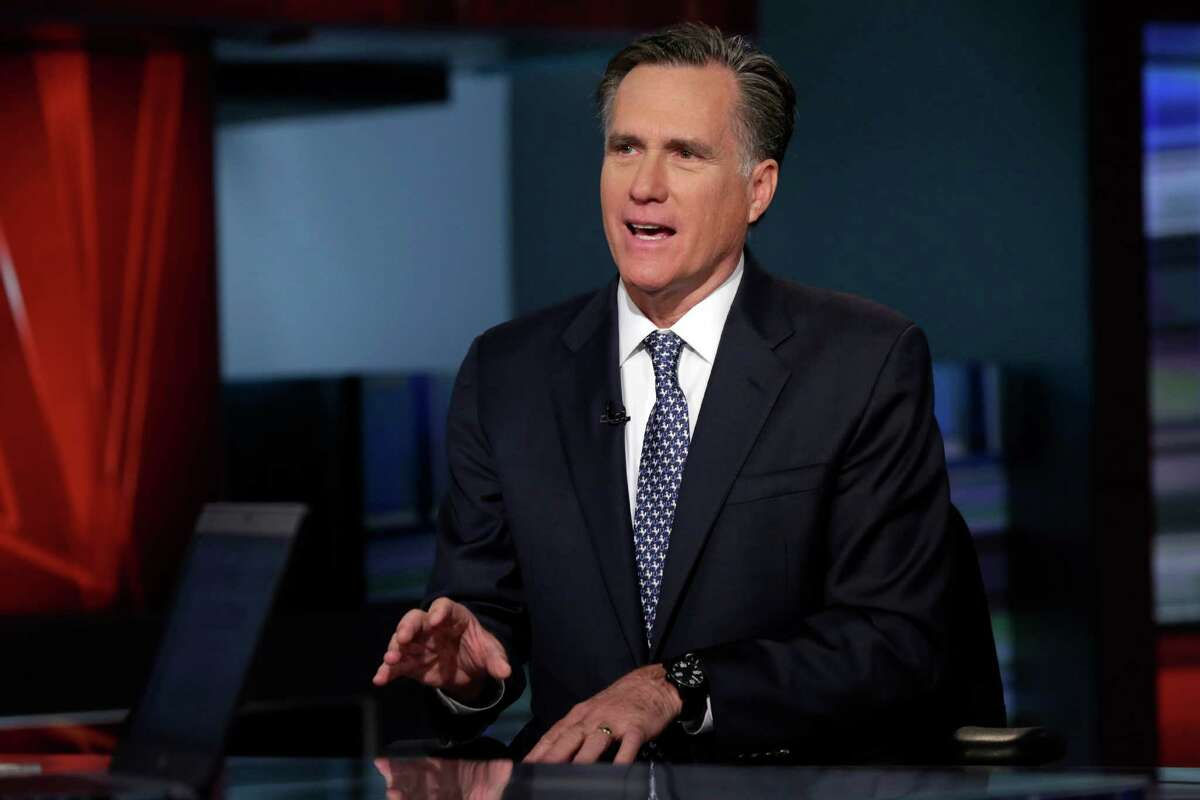 Following his scathing speech against Donald Trumph, former GOP presidential candidate Mitt Romney sits down for an interview with Fox News.