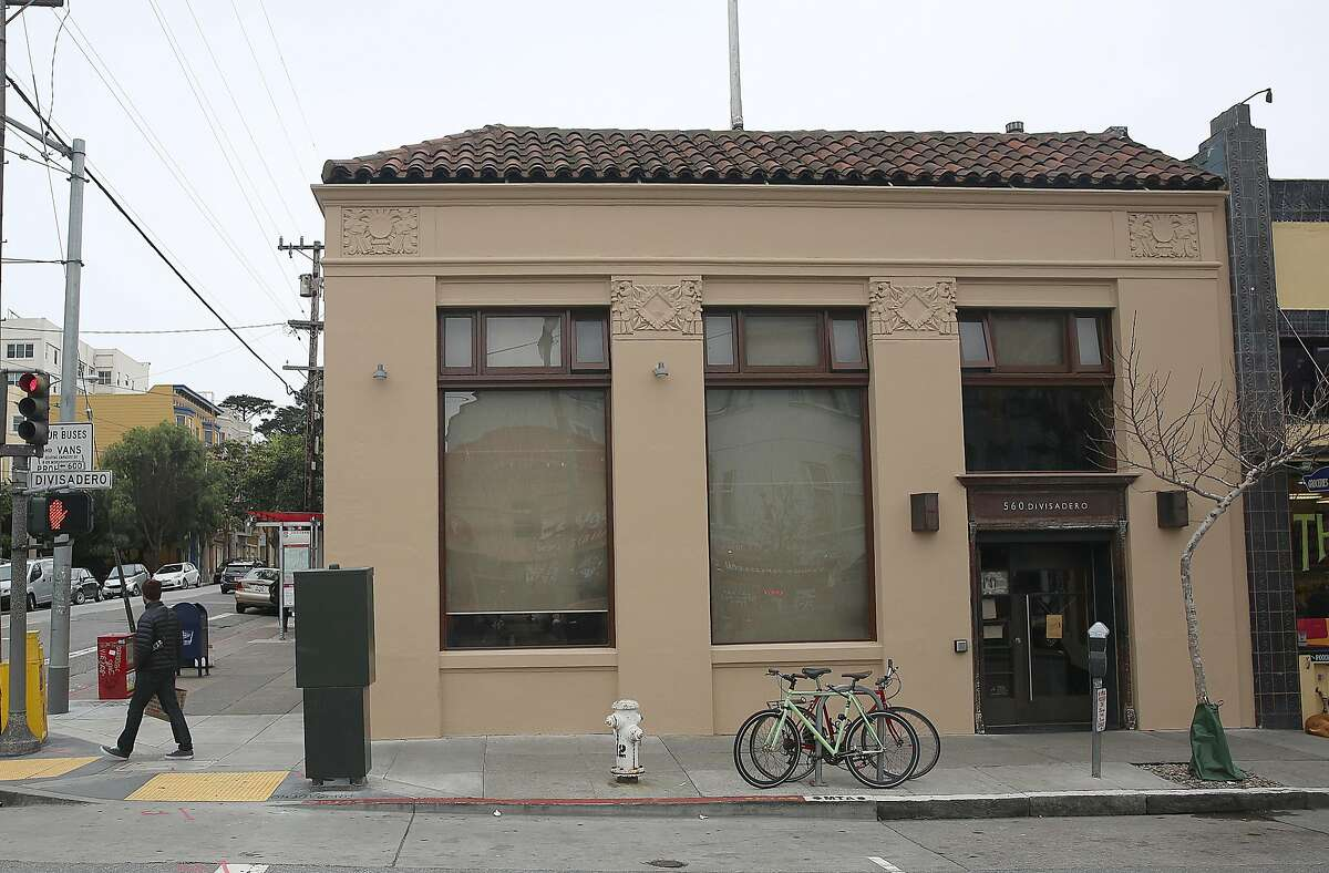 A view of the outside of Nopa in San Francisco, California, on tuesday, march 8, 2016. Nopa is celebrating it's tenth anniversary.