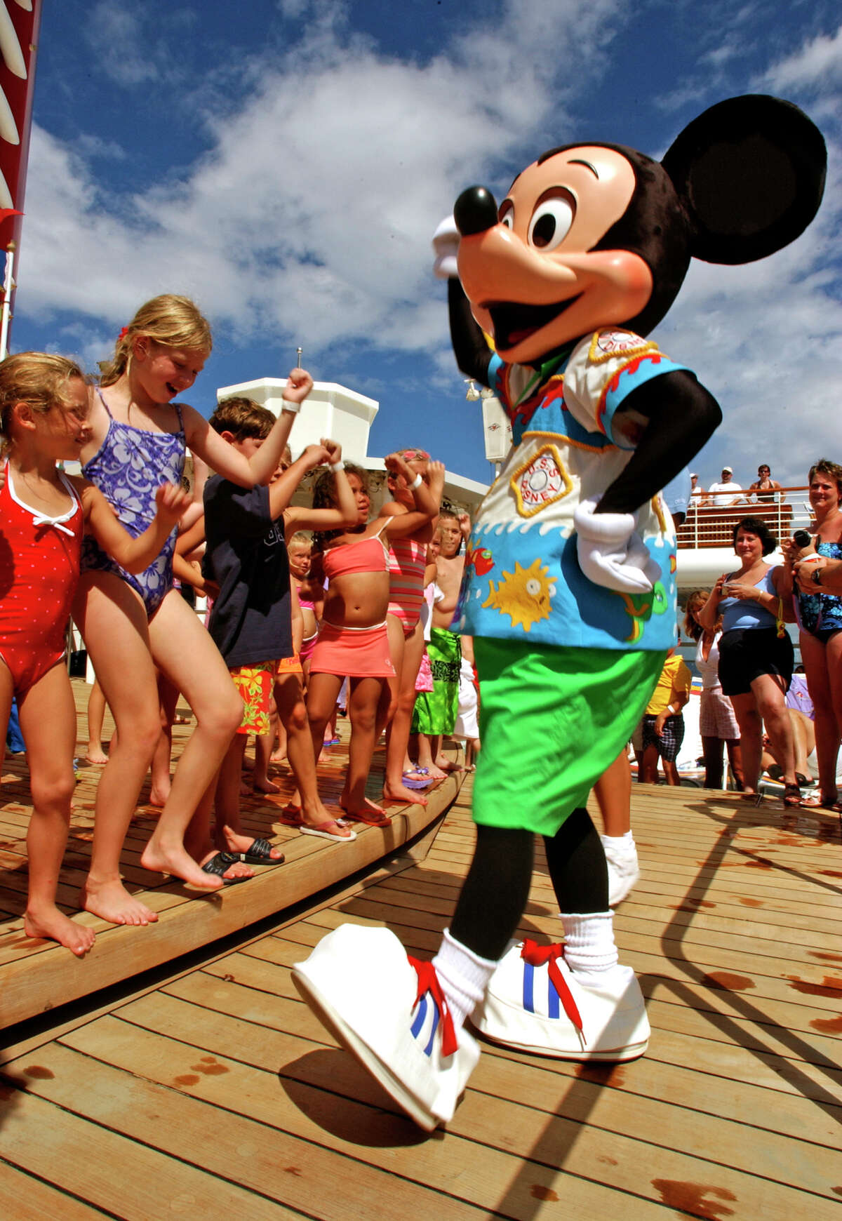 Disney is offering 20 percent off select cruises.