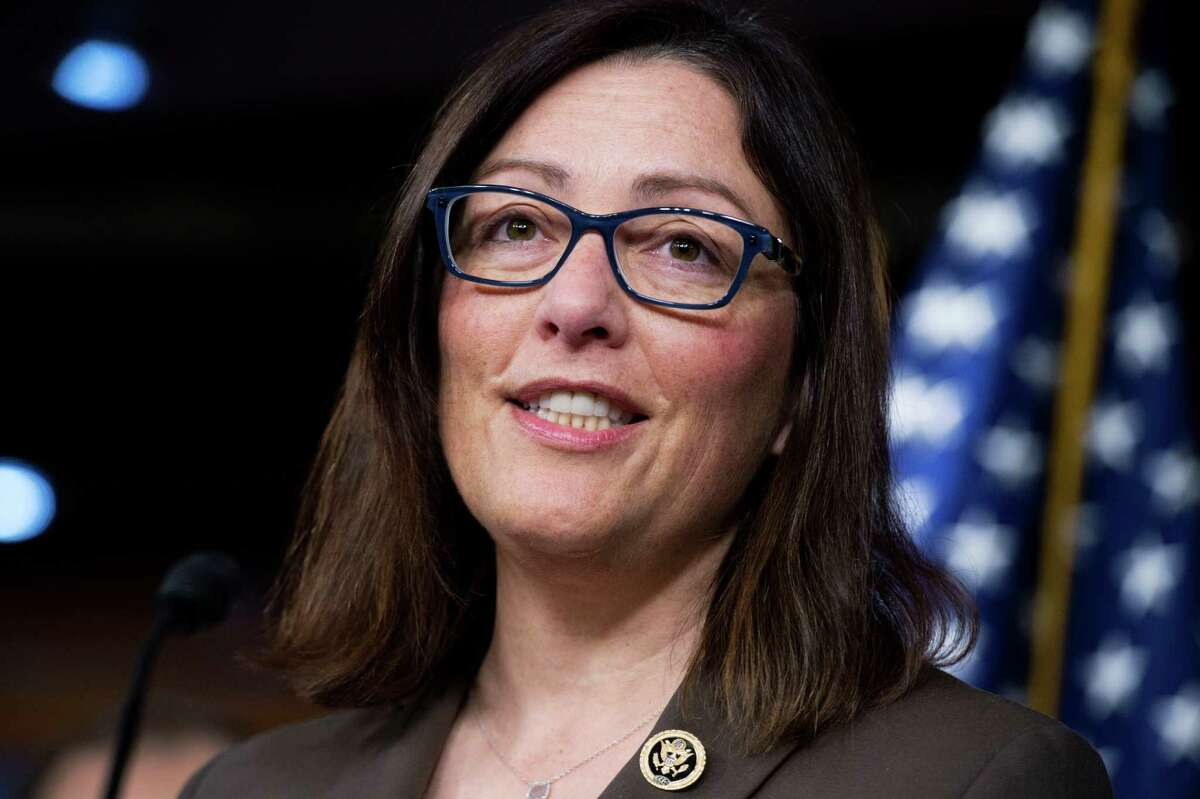 """U.S. Rep. Suzan DelBene, born in Selma, Alabama: """"It's revealing that (Trump) is willing to quickly denounce John Lewis but goes out of his way to defend Vladimir Putin."""""""