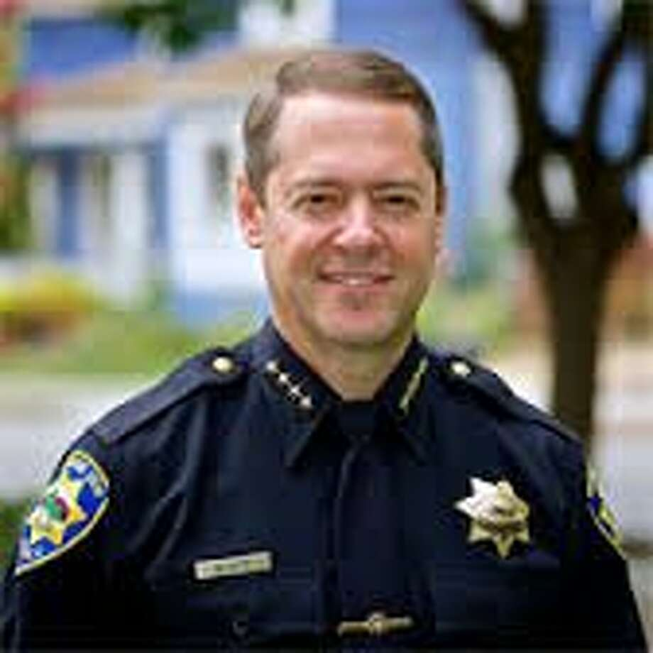 Mountain View Police Chief Max Bosel is being sued by dispathcer Annie Lohman. Photo: City Of Mountain View