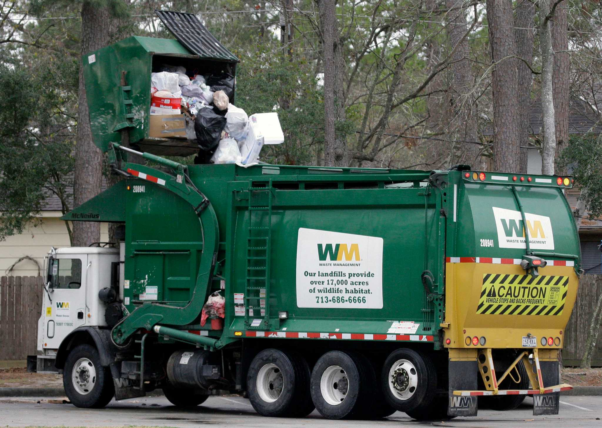 Waste Management Supervisors Sentenced For Hiring