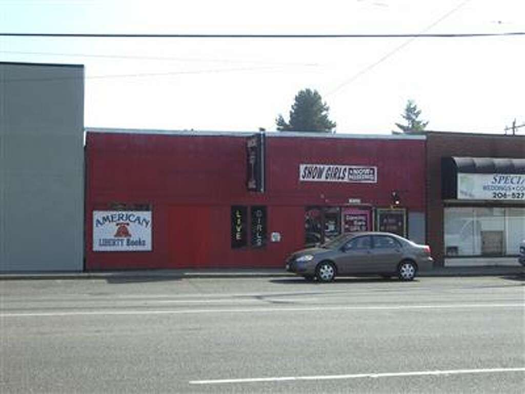 strip clubs in seattle