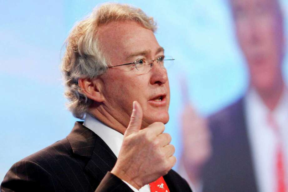Aubrey McClendon, co-founder of Chesapeake Energy Corp. who died in a one-car crash March 2, spent his final hours emboldened and energized. Photo: F. Carter Smith /Bloomberg News / Bloomberg