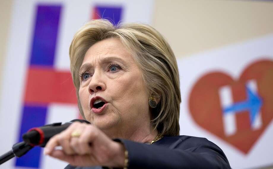 Bernie Sanders On The Offensive: Clinton Is Getting A 'Little Bit Nervous'