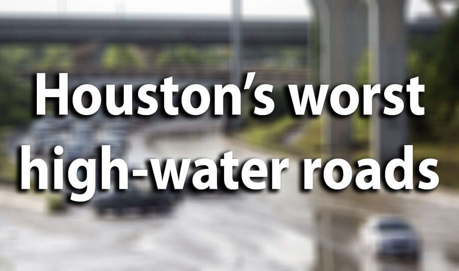 Worst Houston high water spots for road floodingYou don't get to live in a place called the Bayou City and not get a little road flooding from time to time (or to be more specific, EVERY TIME IT RAINS!).These are some of the worst spots in Houston for high water and flooded roadways.