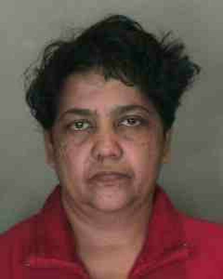 Zabeeda Permaul, 55, co-owner of Charlie?s West Indian Bakery and Restaurant. The Schenectady restaurant operator accused of burning down her business last winter to collect an insurance policy was found guilty of arson and fraud Friday.