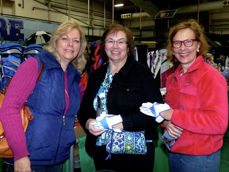 Were you Seen at the third annual Empire Golf Expo held at Siena College's Marcelle Athletic Complex in Loudonville Friday through Sunday, March 11-13, 2016? Photo: David Slater