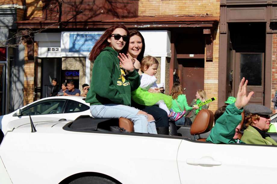 Were you Seen at 66th Annual Albany St. Patrick's Day Parade on Saturday, March 12, 2016? Photo: Amanda Case