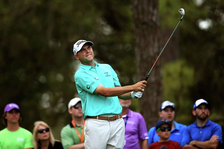 PALM HARBOR, FL - MARCH 12:  Bill Haas hits off the 14th tee during the third round of the Valspar Championship at Innisbrook Resort Copperhead Course on March 12, 2016 in Palm Harbor, Florida.  (Photo by Sam Greenwood/Getty Images) ORG XMIT: 592304891 Photo: Sam Greenwood / 2016 Getty Images