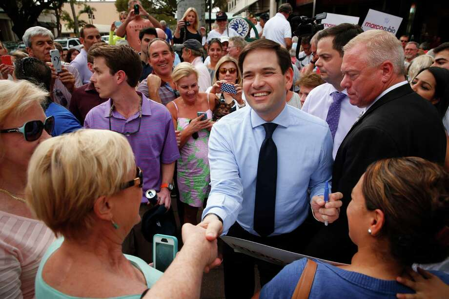 Sen. Marco Rubio, R-Fla. Photo: Paul Sancya, STF / AP