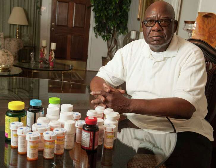 Sam Williams, 72, underwent a kidney transplant at East Texas Medical Center three years ago.