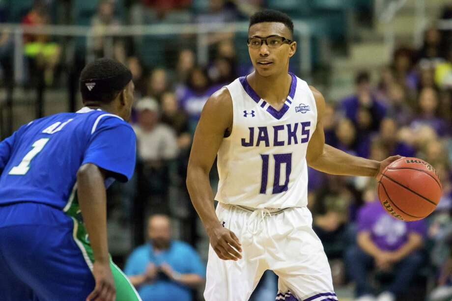 No. 14 Stephen F. Austin over No. 3 West VirginiaThe Lumberjacks have won 20 straight games and haven't lost in 2016. The key to big upsets is turnovers, and Stephen F. Austin takes care of the ball and forces turnovers. The Lumberjacks created 6.2 extra possessions per game from turnovers and West Virginia ranks near the bottom of the league in turnovers (19.6 turnovers per 100 possessions). Photo: Joe Buvid, For The Chronicle / © 2015 Joe Buvid