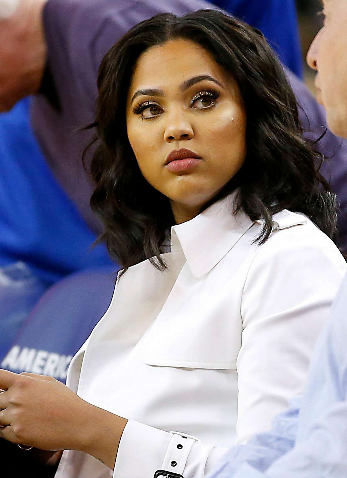 Ayesha Curry went off on the NBA in a postgame tweet Thursday, saying it rigged Game 6 of the Finals after the Warriors lost. Click through the gallery to relive the other times athletes' wives generated headlines.