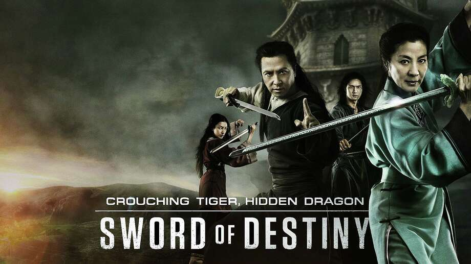"""Crouching Tiger, Hidden Dragon: Sword of Destiny"" is the new sequel to the classic martial-arts movie, ""Crouching Tiger, Hidden Dragon."" Photo: Contributed Photo / Contributed Photo / Westport News"