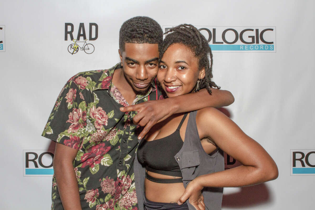 Fans and artists attend Roologic Records launch party Thursday at House of Blues.