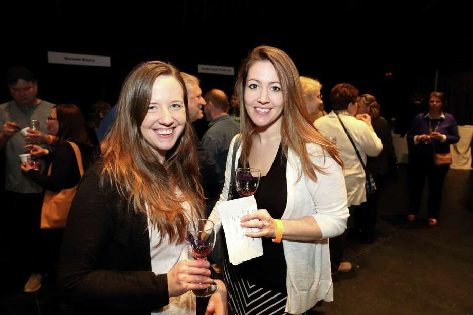 "Were You Seen at the Capital Region Wine Festival ""Romancing the  Grape"" at Proctors in Schenectady, NY on Saturday, March 12, 2016? Photo: Gary McPherson - McPherson Photography / McPherson Photography"