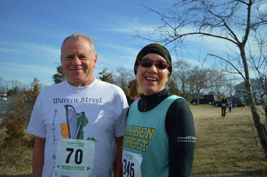 The annual Fairfield St. Patrick�s Day classic road race was held on March 13, 2016. Were you SEEN?