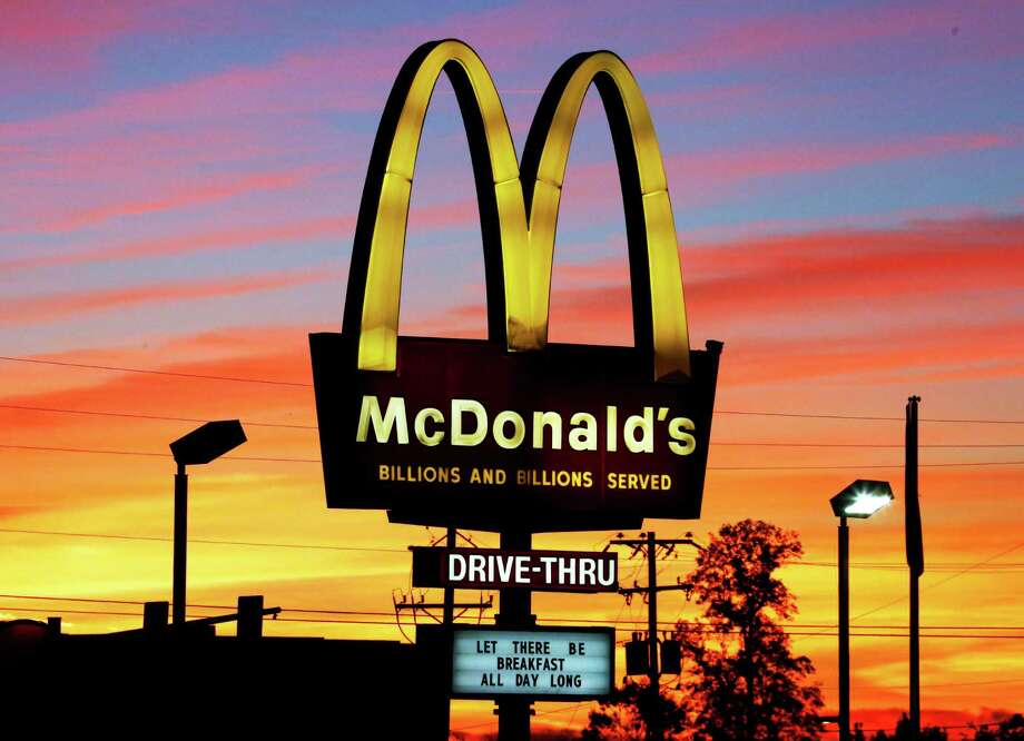 A ruling that McDonald's is a joint employer would make the chain liable for the labor practices at its more than 14,000 domestic restaurants, 90 percent of which are franchised. Photo: Associated Press File Photo / AP
