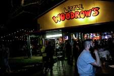 There was plenty of spring break shenanigans to be had Saturday night, March 12, 2016, at Little Woodrows Stone Oak. Revelers played parlor games, hit the karaoke machine, consumed cocktails and blasted the evening in the face. Here is a regular Saturday night at one of S.A.'s hot spots.