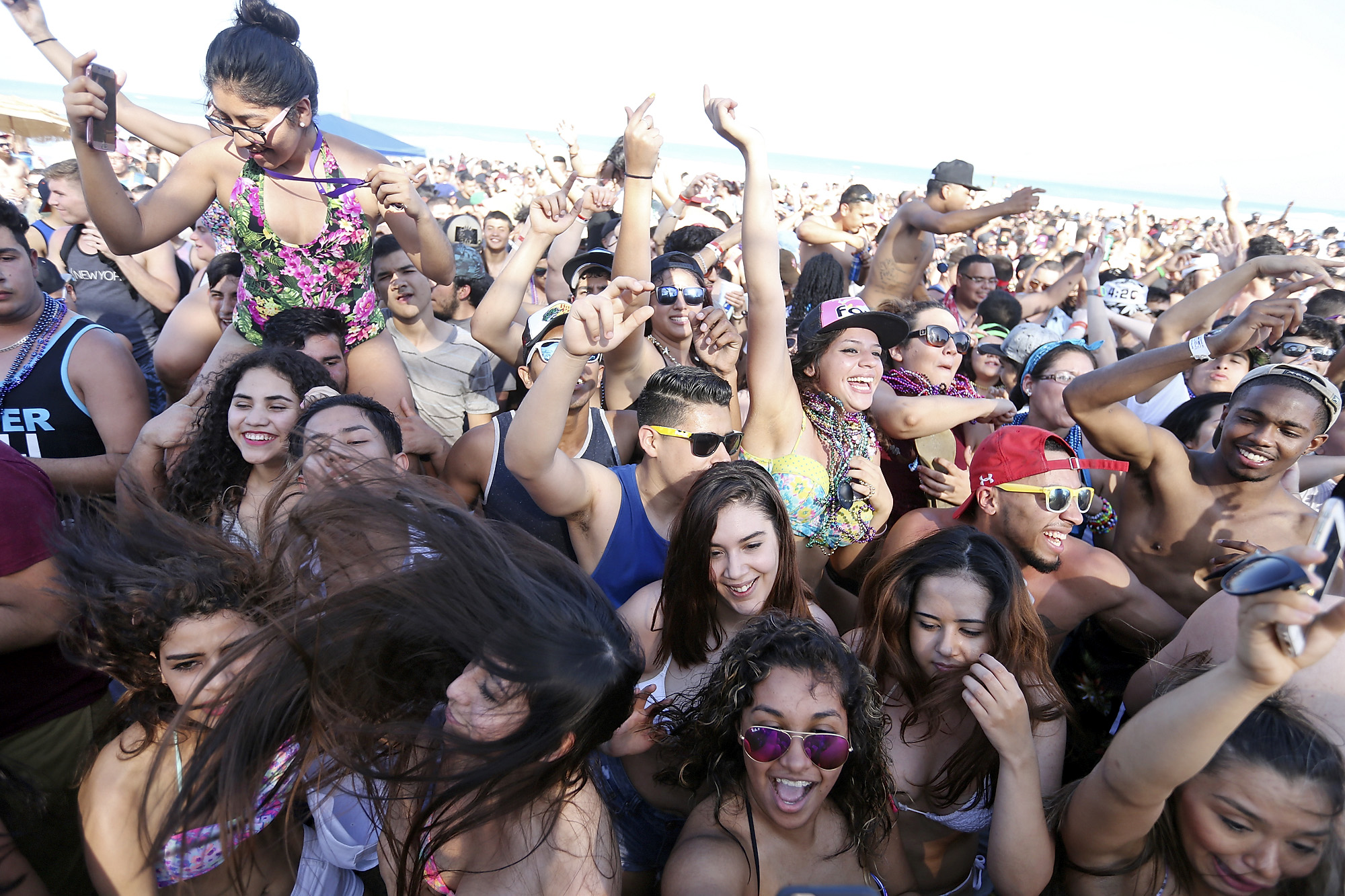 South Padre Keeps On Drawing Spring Breakers Despite Past Woes Houstonchronicle