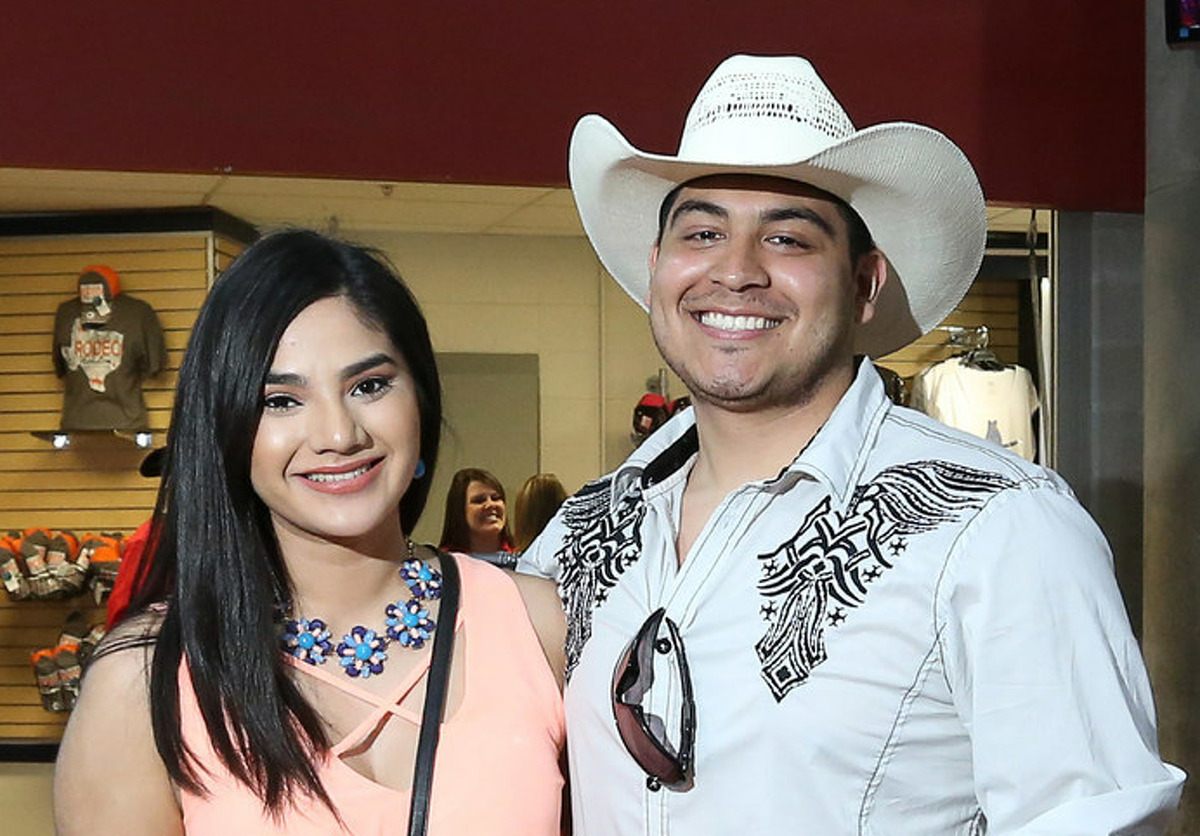 A big crowd came out to Go Tejano Day at Rodeo Houston on Sunday.