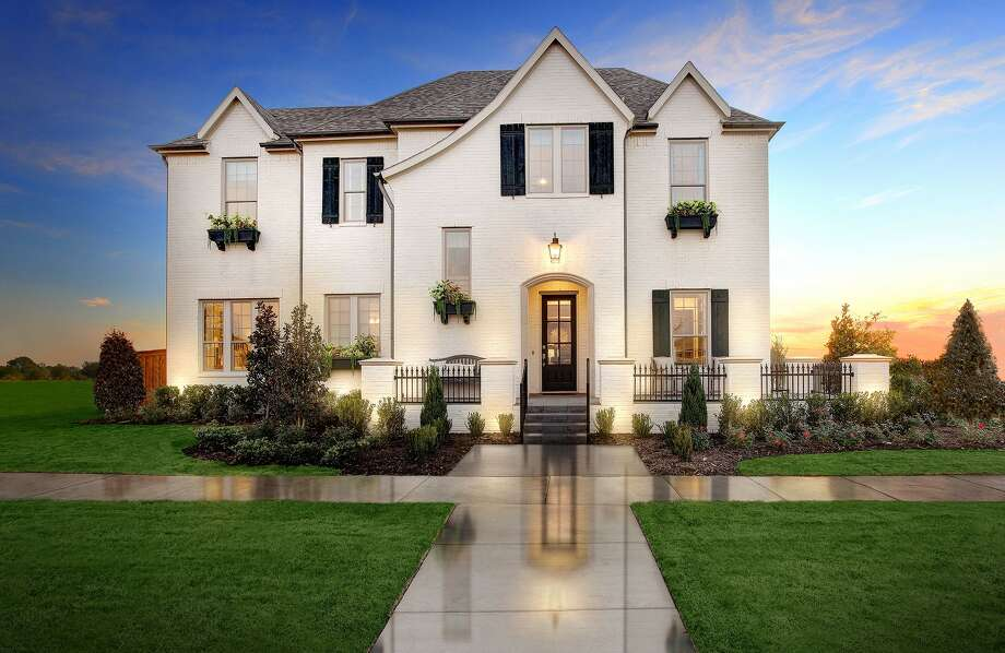 Drees Custom Homes, one of Grand Central Park's new home builders, will offer plans with gourmet kitchens and spacious master suites. Photo: Johnson Development Corp.