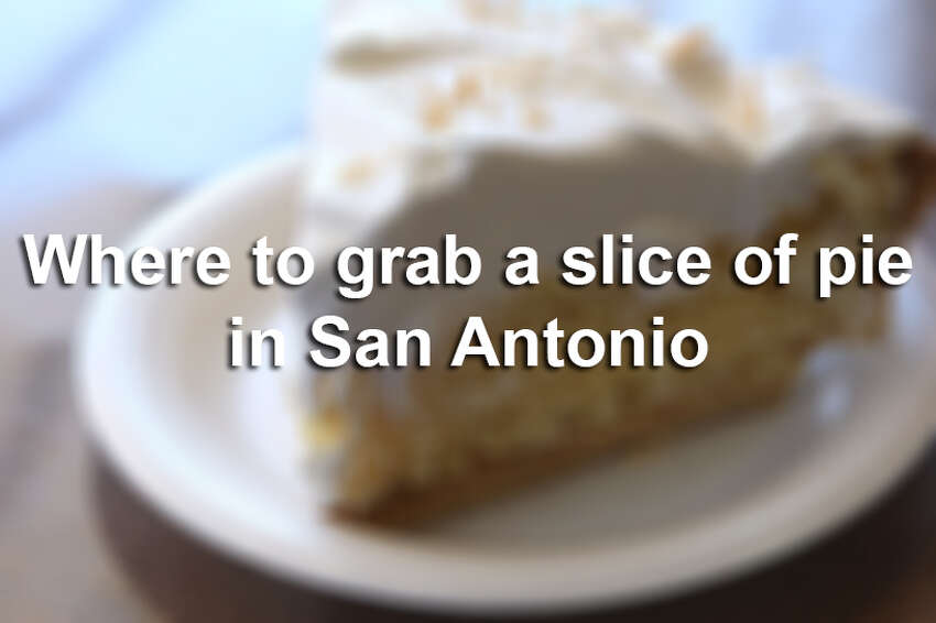 Here are 28 great places to grab a sweet (or savory) slice in and around the Alamo City.