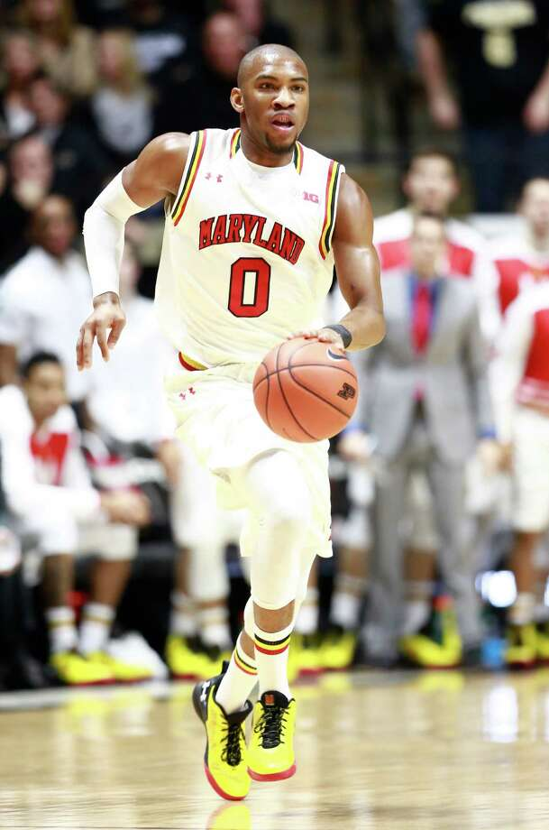 Rasheed Sulaimon, Sr., G, Maryland - Strake JesuitOne of five double-digit scorers for the Terrapins, the 2012 Guy V. Lewis Award winner for the Houston's best player led Maryland in scoring four straight times in conference play. Photo: R Brent Smith, AP / FR171017 AP