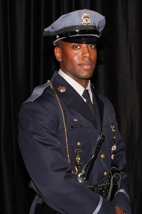 Jacai Colson was an under cover narcotics officer in Maryland. Photo: /AP / Prince George's County Police Department