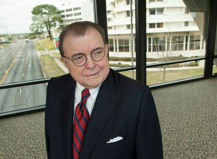 Elmer Ellis, the 75-year-old CEO of East Texas Medical Center, says what is happening at his hospital is a cautionary tale because giant insurers can do the same thing to other hospitals. Photo: Sarah A. Miller / Associated Press / AP/Tyler Morning Telegraph