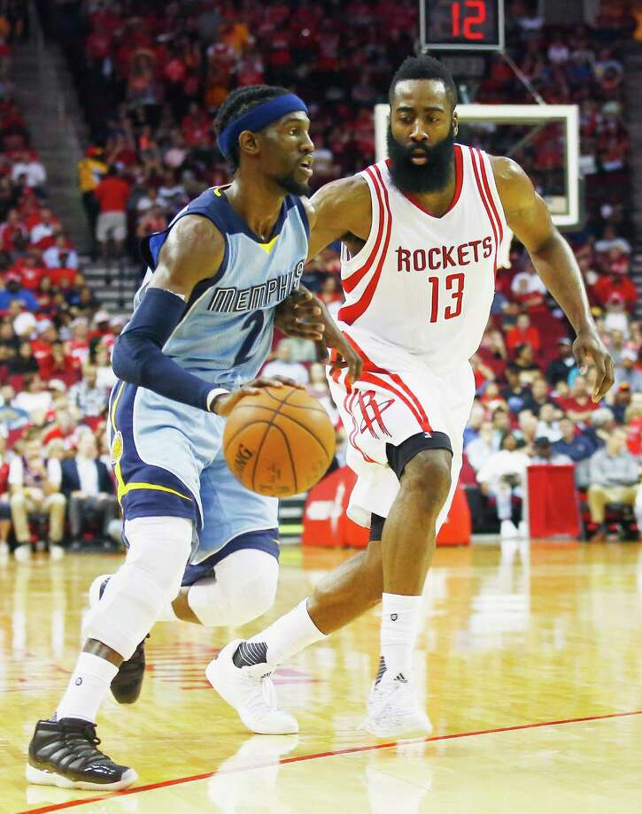 Shown here playing for the Grizzlies last season, Briante Weber was called up to the Rockets from G-League affiliate Rio Grande Valley Vipers. Photo: Scott Halleran, Getty Images / 2016 Getty Images