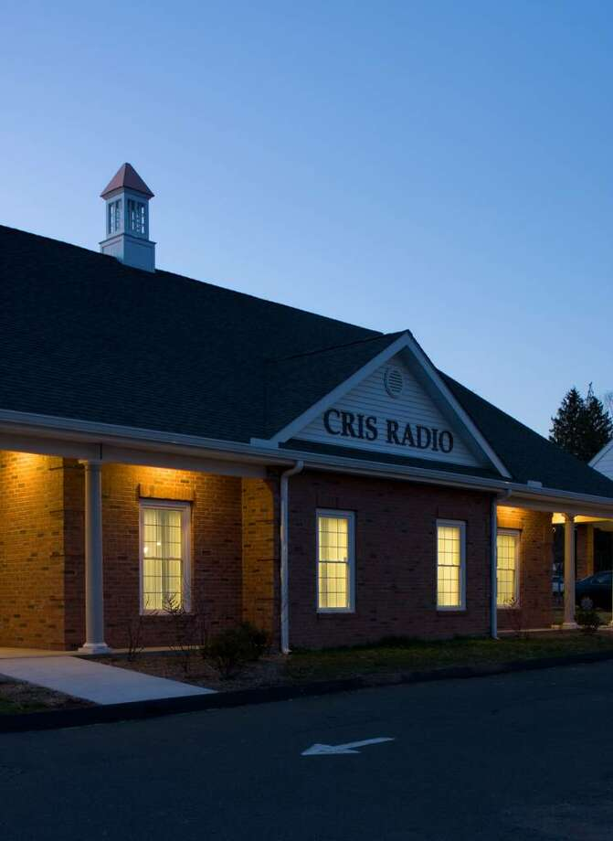 The CRIS Radio broadcast center in Windsor. CRIS, a radio reading service for the visually impaired and others without access to print media, is celebrating its 30th anniversary. CRIS also has studios in Trumbull, Danbury, West Haven, and Norwich. Photo: Contributed Photo / Connecticut Post Contributed