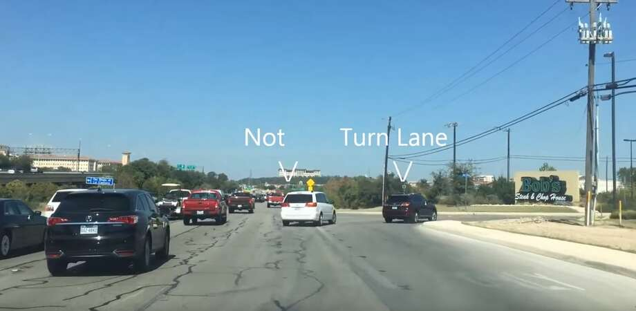 "A local YouTube user is years away from being able to legally take the wheel, but he is well aware of driving laws and etiquette and has made it his personal duty to keep adults in check through his series of videos capturing the ""Bad Drivers of San Antonio."" Photo: YouTube.com"